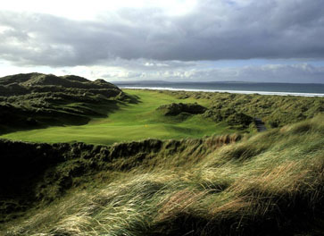 Enniscrone Golf Club – Hole #16